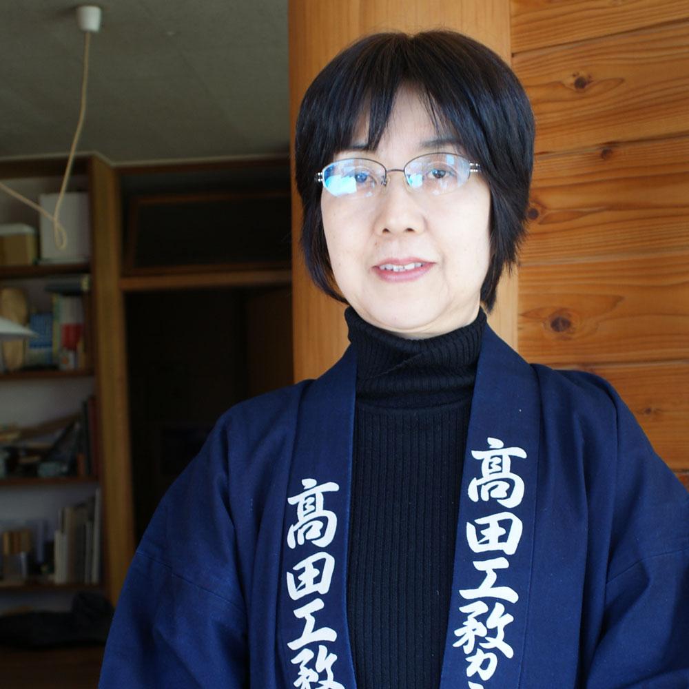 高田 淑子さん